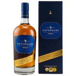 Cotswolds - Founder's Choice - recharred American Oak red wine casks - English Single Malt Whisky - 60,5% Cask Strength