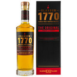 "1770 Glasgow - Single Malt Scotch Whisky - The Original -  ""Fresh & Fruity"" - 46% vol."