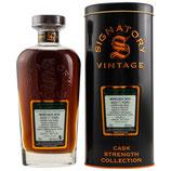Mortlach 2010/2021 - 11 Jahre - Refill Hogsheads, Fresh Sherry Butt (Finish for 13 months) - Cask: 12 - 58% vol. Cask Strength