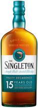 The Singleton - 15 Jahre - Fruity Decadence - Single Malt Scotch Whisky - 40% vol.