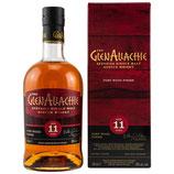 GlenAllachie - 11 Jahre - Port Wood Finish - 48%