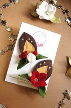 Oreilles Bichette de Noël