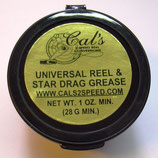 Cal's Universal Reel & Star Drag Grease