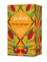 Three Ginger - Pukka