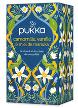 Camomilla, vaniglia e miele - Pukka