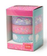Washi Tape Unicorno-Zuccherini-Nuvola