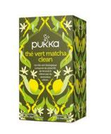 Tè verde matcha al limone - Pukka