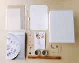 手作りキット「基本の桜」化粧箱付き・お役立てツール付き※期間限定割引き送料込