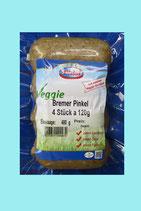 Veggie Bremer Pinkel 4 Stück a 120g
