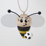 Soccer schwarz gelb
