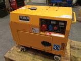Stromerzeuger P-Y5-S/400 Gebrauchtgerät