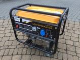 Stromerzeuger P-H2-OM/LPG Vorführgerät