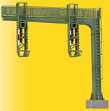 H0 Signalbrücke mit Multiplex-Technologie ohne Signalköpfe 4755