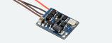 RailCom® Sendemodul mit Anschlussleitungen, 5 Stück Packung 54680