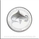 AUS-2015-U-02 - Hammerhai (1/2 Unze)