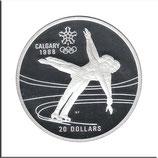 CAN-148 - Olympische Spiele 1988 - Eiskunstlaufpaar