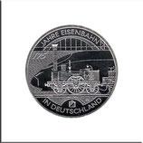 BRD-0556 - 175 Jahre Eisenbahn in Deutschland