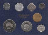 NLA-KMS-1980 - Niederländische Antillen - Kusmünzen