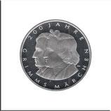 BRD-2012-03 - 200 Jahre Grimms Märchen in Silber