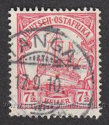 D-K-DOA-032 - Kaiseryacht, Wertangabe in Heller - 7 1/2