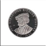 BRD-2013-03 - 200. Geburtstag Richard Wagner in Kupfer-Nickel