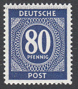 D-AB-935 - I. Kontrollratsausgabe: Ziffern - 80