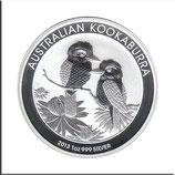 AUS-2013-U-02 - Australischer Kookaburra