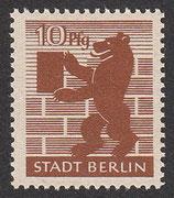 D-BB-04-A - Berliner Bär und Eiche - 10
