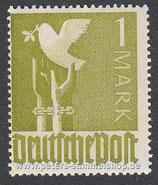 D-AB-959 - II. Kontrollratsausgabe: Friedenstaube - 100