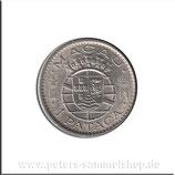 MAC-007 - Kolonialwappen / Wappen Portugals