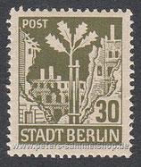 D-BB-07-A - Berliner Bär und Eiche - 30