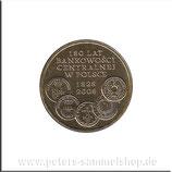 POL-694 - 180 Jahre Zentralbankwesen in Polen