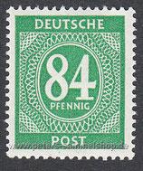 D-AB-936 - I. Kontrollratsausgabe: Ziffern - 84