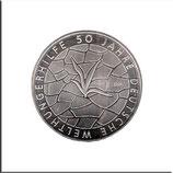BRD-2012-02 - 50 Jahre Welthungerhilfe in Silber