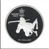 CAN-142 - Olympische Spiele 1988 - Biathlet