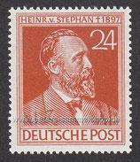 D-AB-963 - 50. Todestag von Heinrich von Stephan - 24