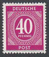 D-AB-929 - I. Kontrollratsausgabe: Ziffern - 40