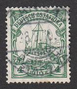 D-K-DOA-031 - Kaiseryacht, Wertangabe in Heller - 4