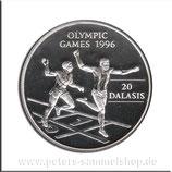 GMB-039 - Olympische Sommerspiele 1996 in Atlanta