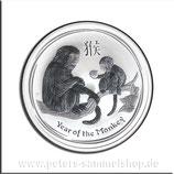 AUS-2016-U-01 - Jahr des Affen