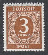 D-AB-913 - I. Kontrollratsausgabe: Ziffern - 3