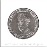 MYS-054 - 10 Jahre Zentralbank / Wertangabe