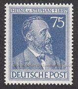 D-AB-964 - 50. Todestag von Heinrich von Stephan - 75