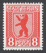 D-BB-03-A - Berliner Bär und Eiche - 8