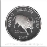 PHL-087 - 25 Jahre WWF / Mindorobüffel