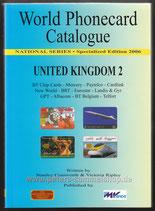WPC-N-GB-02 - Katalog - Großbritannien 2 - 2006