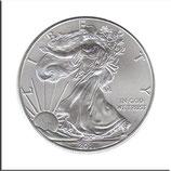 USA-216-1 - Silvereagle / Freiheitsgöttin (Anlagemünze)