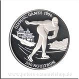 BTN-058 - Olympische Winterspiele 1994 in Lillehammer
