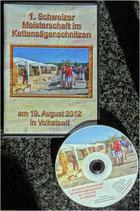 1. Schweizermeisterschaft im Kettensägenschnitzen