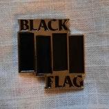 Black Flag Metalpin